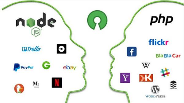 Nên học PHP hay NodeJS cái nào tốt hơn cho công việc của bạn?